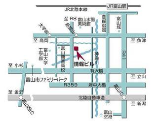 富山県総合情報センター地図.JPG